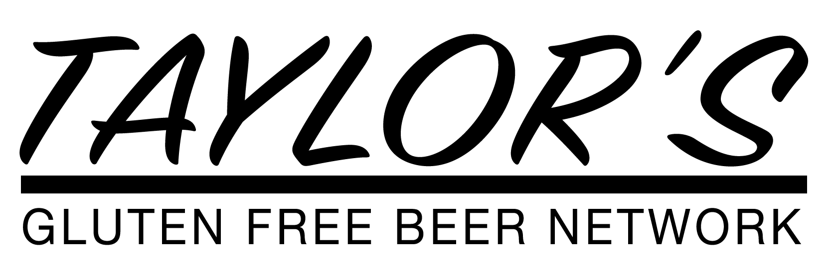 Logo of Taylor's Gluten Free Beer Network