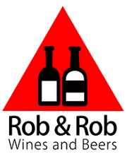 Logo of Rob&Rob Wines and Beers
