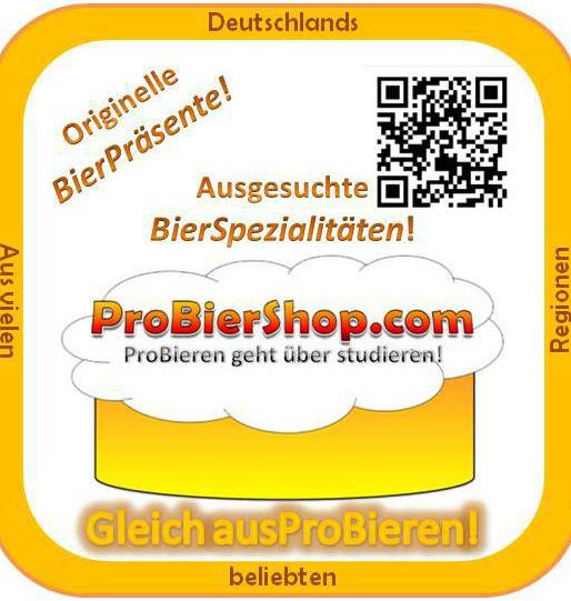 Logo of ProBierShop