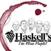 Logo of Haskell's - The Wine People