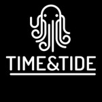 Logo of Time and Tide